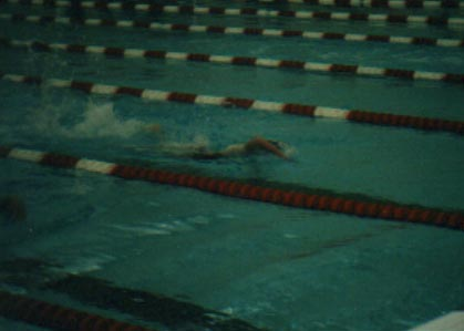 400 yard freestyle